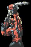 Ultimate Deadpool Render