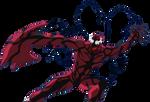 Ultimate Spider-Man Carnage #4 Render