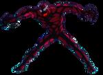 Ultimate Spider-Man Carnage #8 Render