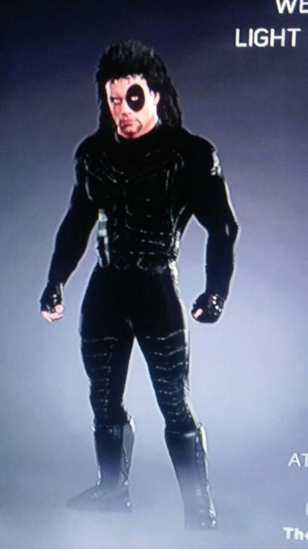 WWE 2k17 Stevil Dreadson by MarkellBarnes360