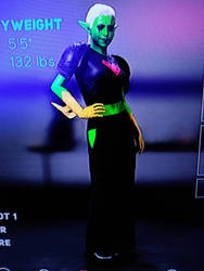 WWE2K18 Lord Dominator by MarkellBarnes360