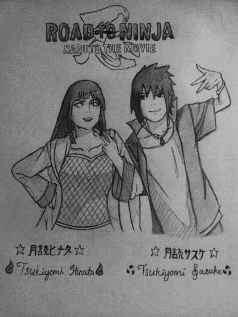 Naruto Hinata Road To Ninja Fanfiction - 0425