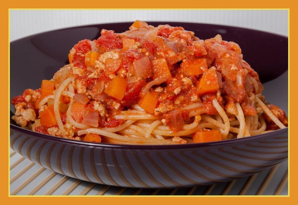 Spaghetti by PoodleSchmoodle