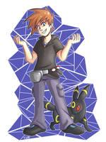 Pokemon Trainer Rival by TCullenDA
