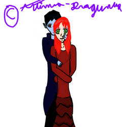 Mina and The Count by Artemis-Dragunus