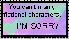 I'm Sorry Stamp by neopuff