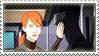 snake eyes/scarlett stamp by neopuff
