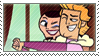 jacques/josee stamp by neopuff