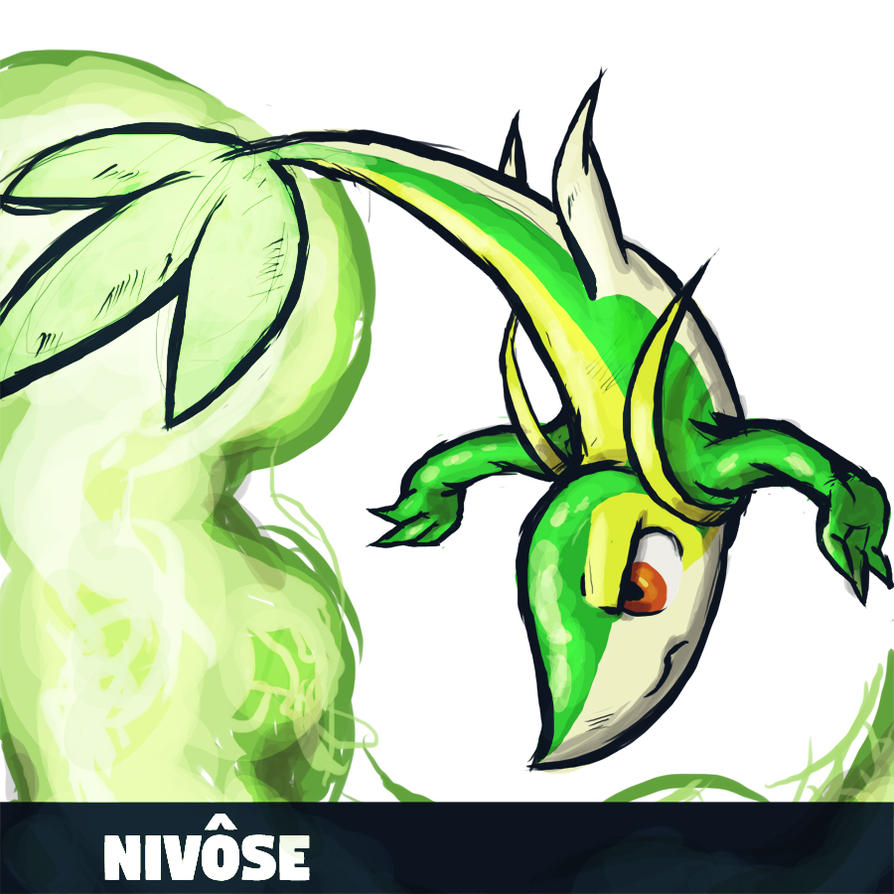 Snivy Nivouse by runde