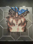 Final Fantasy 6 Goddess Boss WIP 1 by Bgoodfinger