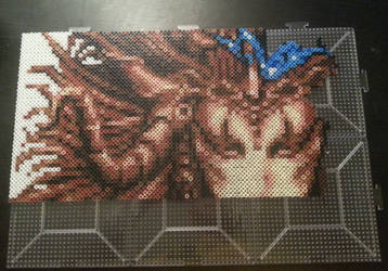 Final Fantasy 6 Goddess Boss WIP 3 by Bgoodfinger