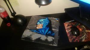 The Dark Knight WIP 1 by Bgoodfinger