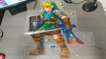 Hyrule Warriors Link Complete by Abysswolf