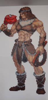 Simon Belmont featuring Wall Chicken