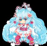 Chibi Commission: Miiyuki