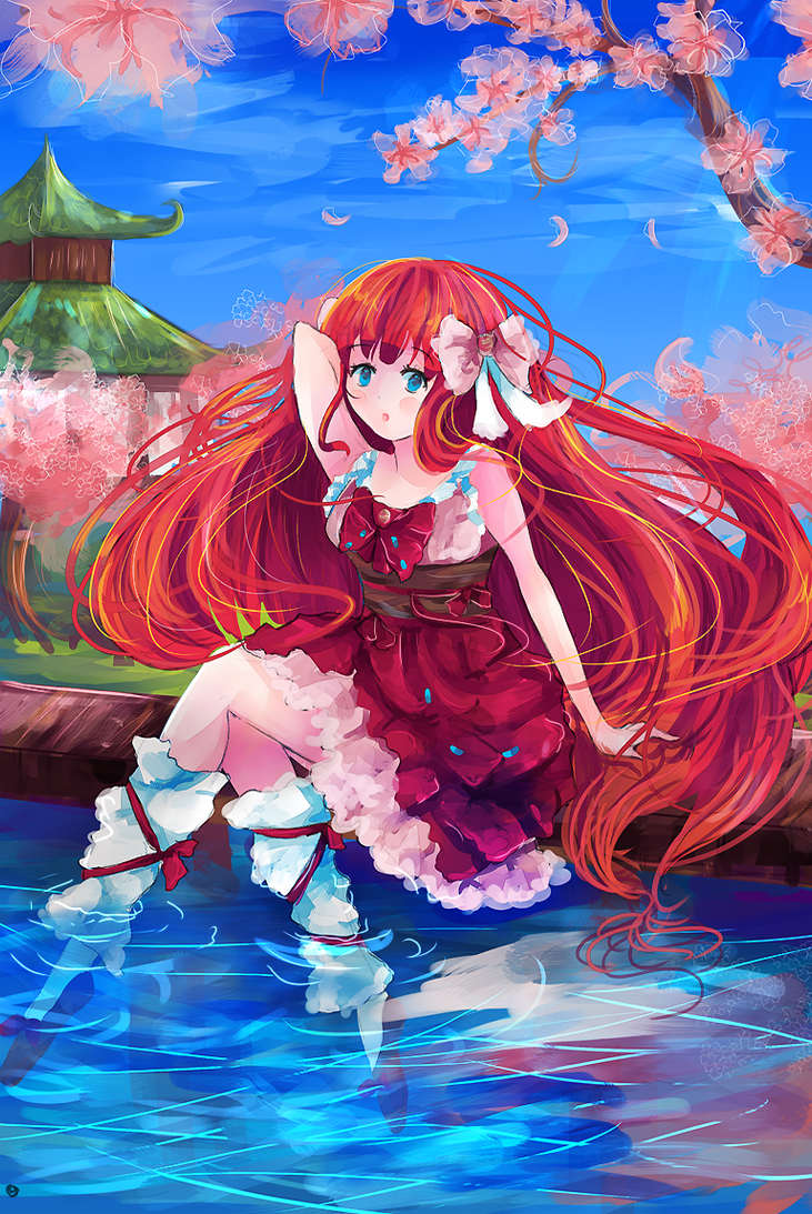 Nami Oc 2 by KyouKaraa