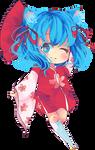 Chibi commission: LovelyAnise