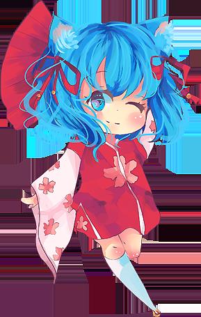 Chibi commission: LovelyAnise by KyouKaraa