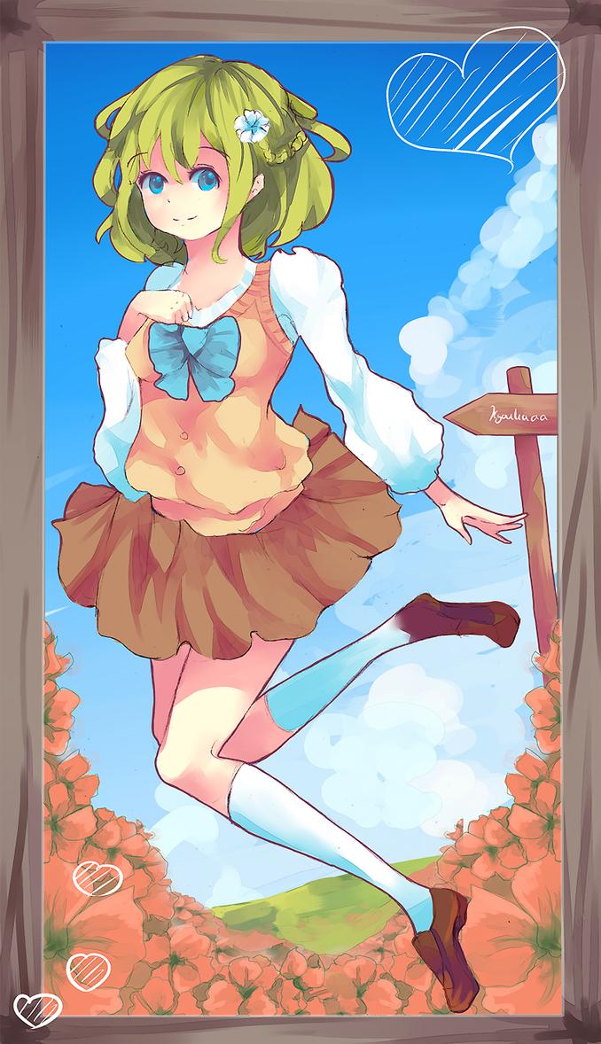 Yumi by KyouKaraa