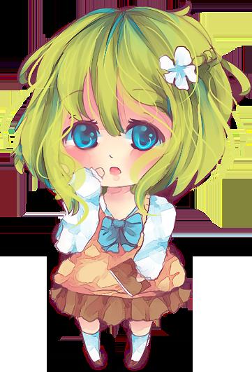 Chibi Yumi by KyouKaraa