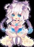 Kyori Chibi (new outfit)