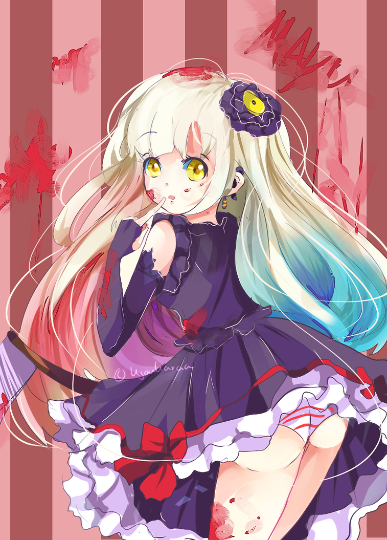 vocaloid mayu by kyoukaraa on deviantart