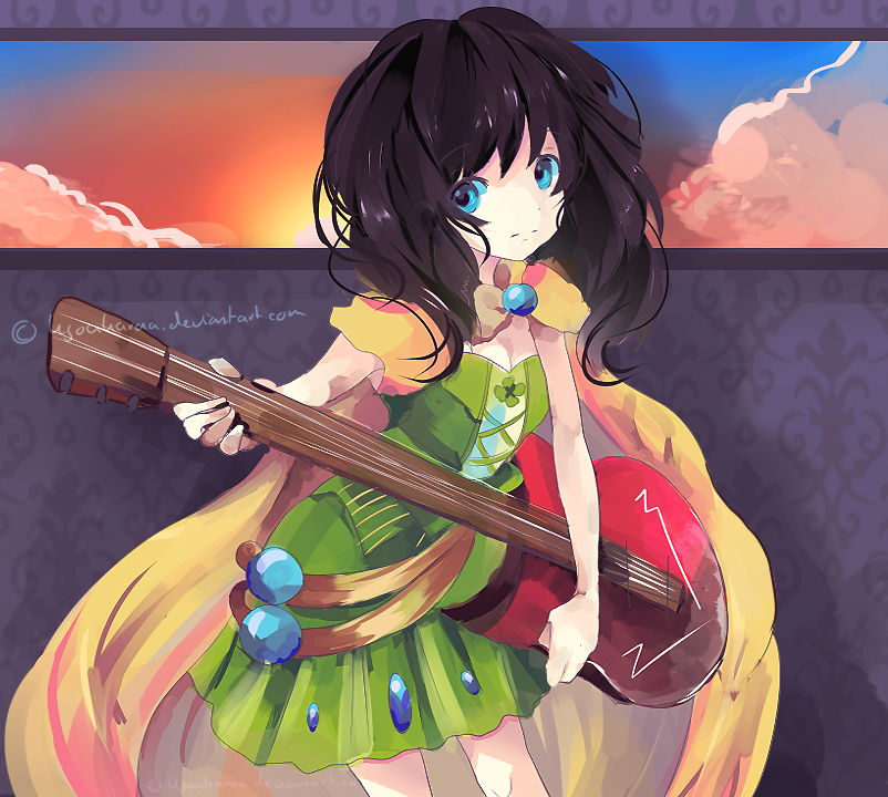 Avanna ( Vocaloid ) by KyouKaraa