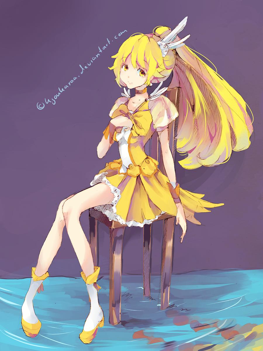 Pretty Cure Peace by KyouKaraa