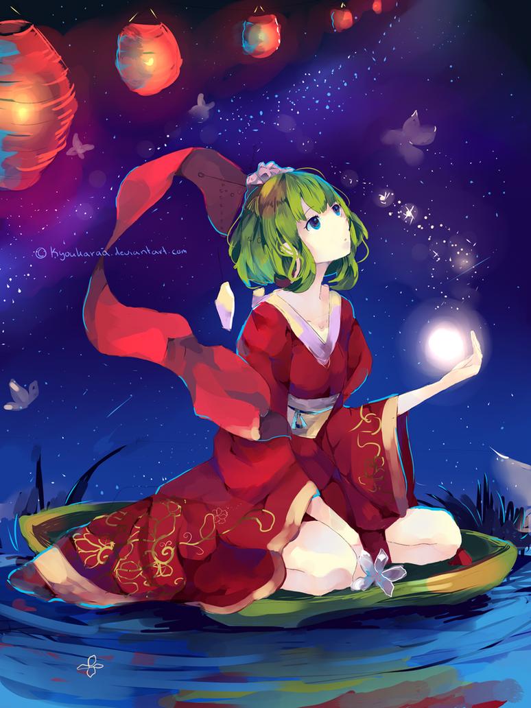 Butterfly dream by KyouKaraa