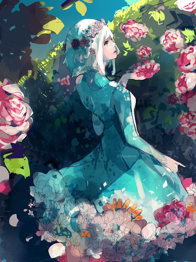Flower by KyouKaraa