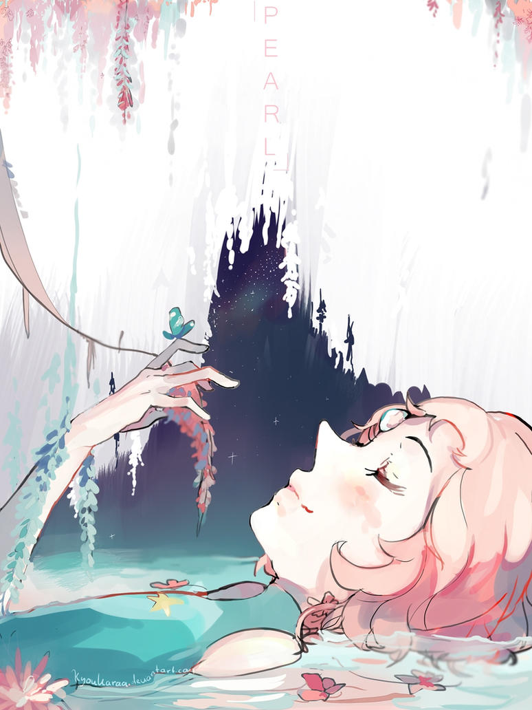 Pearl by KyouKaraa on DeviantArt