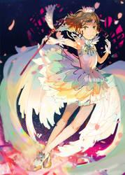 SAKURA by KyouKaraa