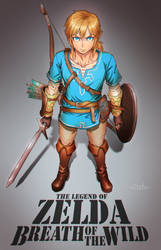 Breath of the Wild by SGK1059
