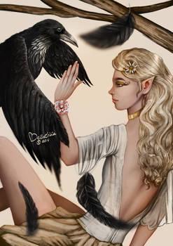 The Crow Whisperer
