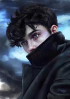 aspen eyes by Elvanlin