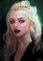 dark hearts don't break by Elvanlin