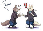 Zootopia Gary and Larry