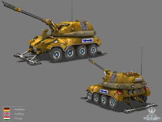 S.W.I.N.E. Rabbit Unit Artillery