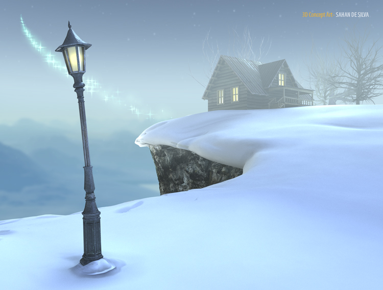 winter by sahandsl