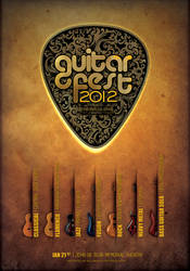 Guitar Fest - 2012 by sahandsl