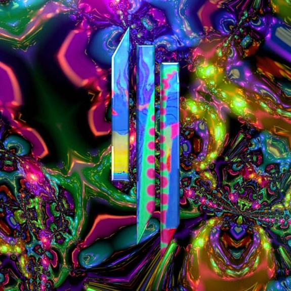 Psychedelic Abstract Wallpaper By