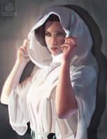 Princess Leia by Soluryn