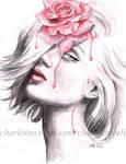 Melting Rose 2