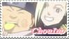 ChouIno stamp by LoverofStories