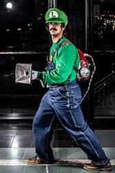 Luigi 2013 Anime Boston