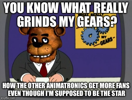 You Know What Really Grinds My Gears? 5 by Roro102900