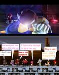 Sonic's Friends Reaction of Sonic 06 Kiss Scene
