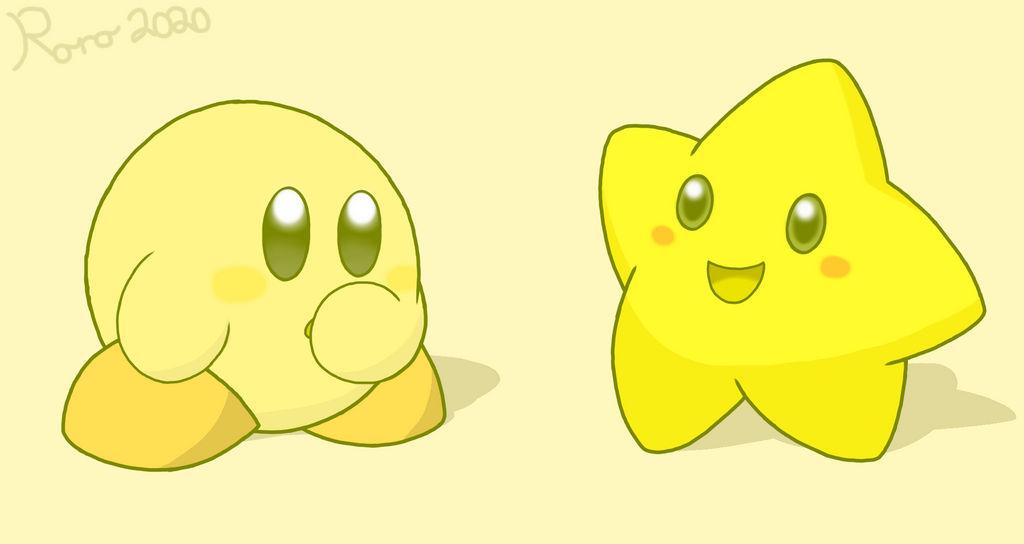 Kirby Meets Starfy