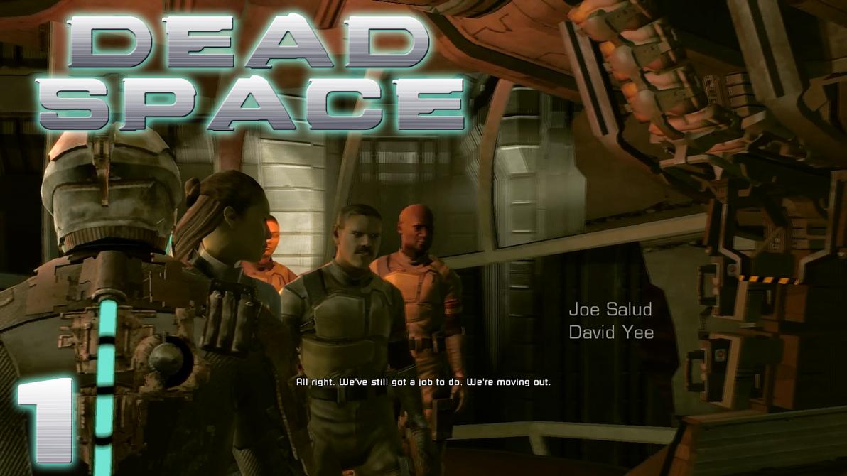 Dead Space Thumbnail by UOfan