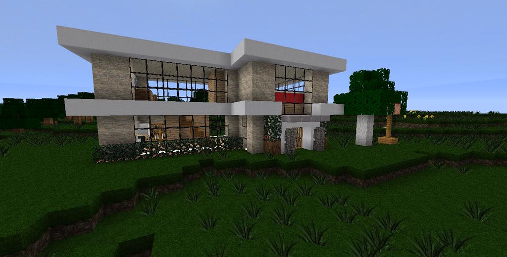 My keralis inspired house by nekoimi on deviantart for Modern house keralis